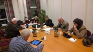 PvdA fractieoverleg Drechtsteden